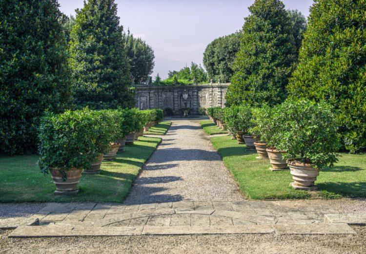 Giardino-dei-limoni Marlia - piante