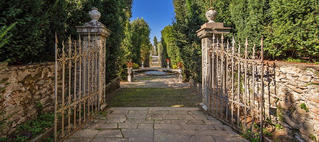Villa Reale di Marlia - riapertura - rid