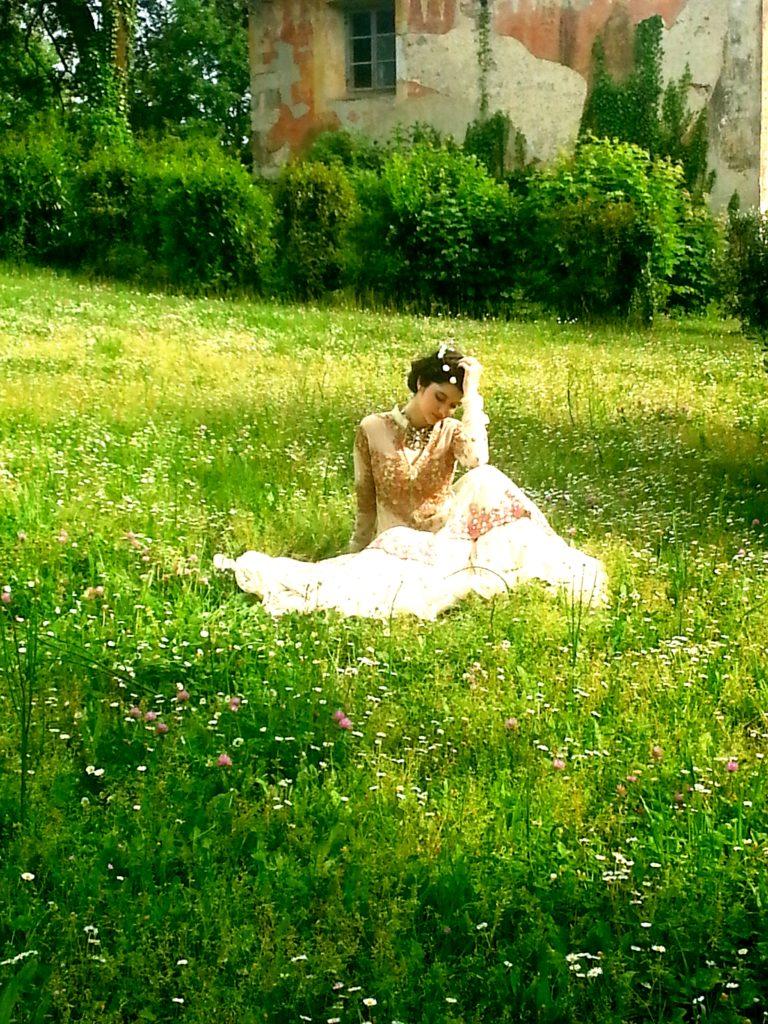 Vipul e Jinaam Dresses servizio fotografico