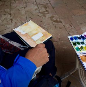 gruppo-pittori-usa-al-parco-villa-reale-ottobre-2016-9