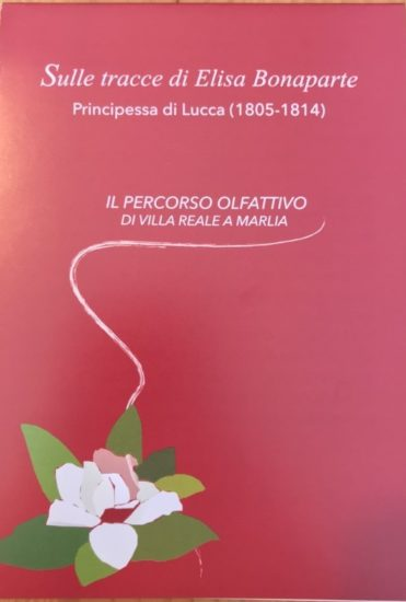 Sulle tracce di Elisa Bonaparte - il percorso olfattivo di Villa Reale di Marlia