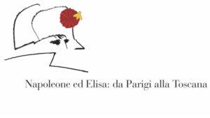 Logo Associazione Naoleone ed Elisa da Parigi alla Toscana