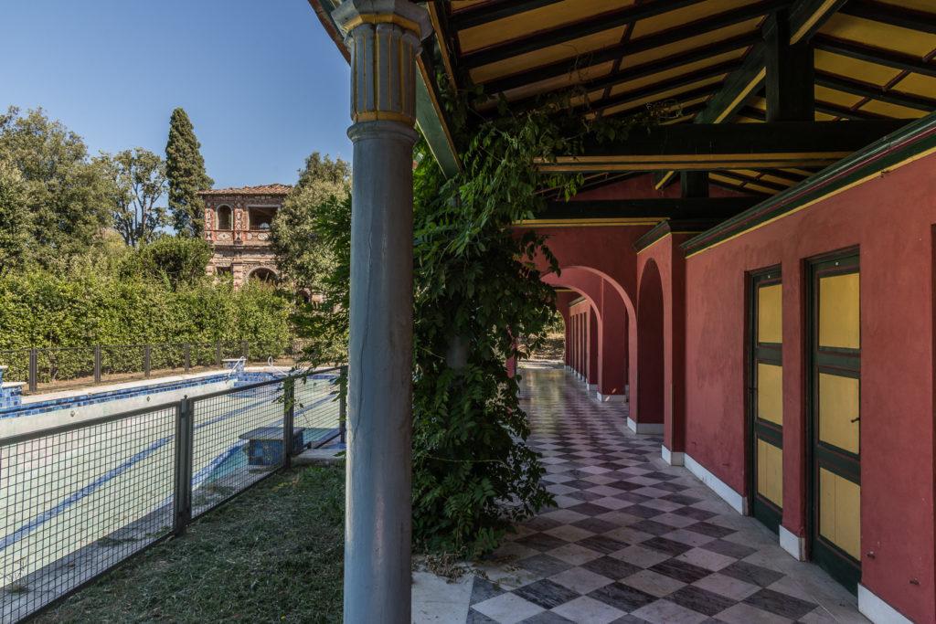Piscina - Villa Reale di Marlia