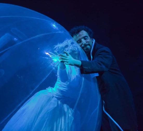 Teatro-Lunatico chiusura festival Villa Reale di Marlia