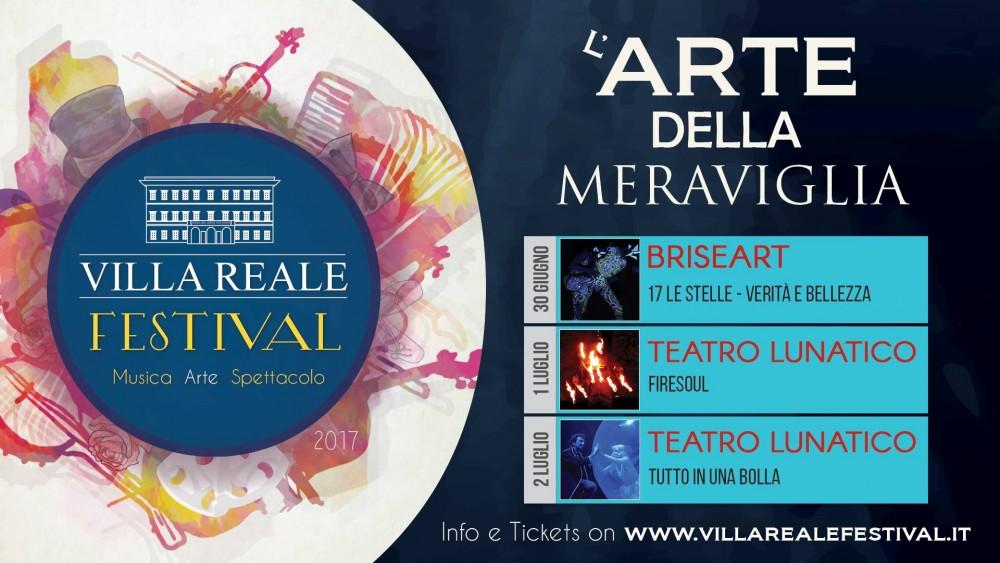Villa Reale Festival: Weekend-Arte-della-Meraviglia