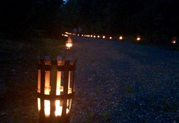 17-18 giugno con Kreativa - foto lanterne