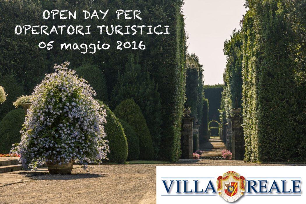 open day per operatori turistici 05 maggio 2016