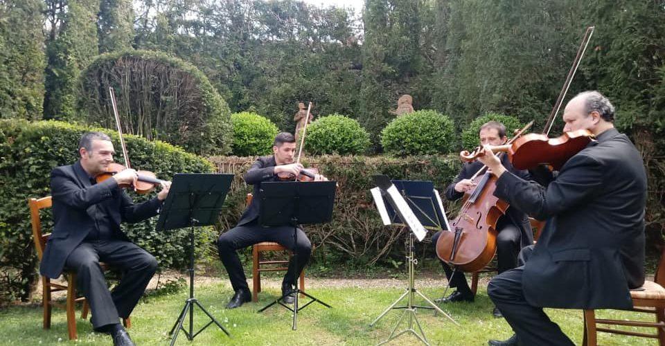 Lucca Classica concerto a Villa Reale di Marlia