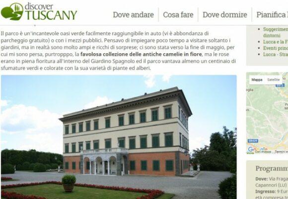 Discover Tuscany Villa Reale di Marlia e1516373649646