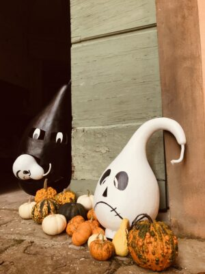 Halloween in Villa Reale (Lucca)