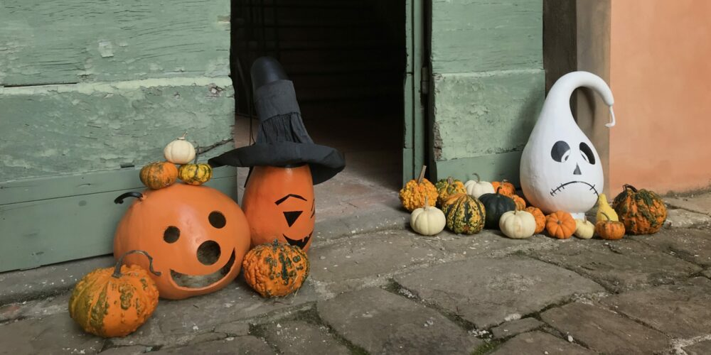 Halloween in Villa Reale di Marlia