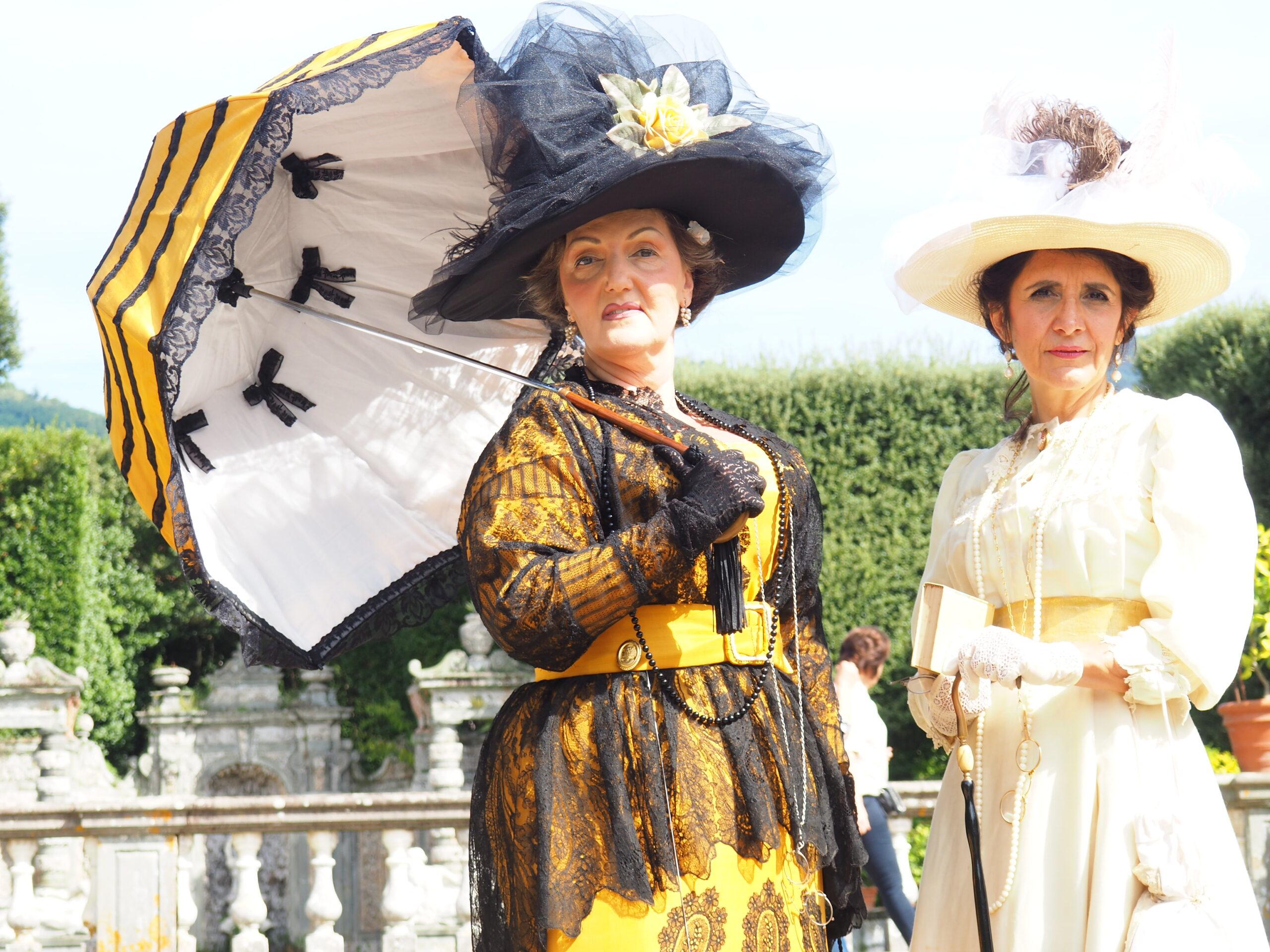 Rievocazione storica Villa Reale di Marlia