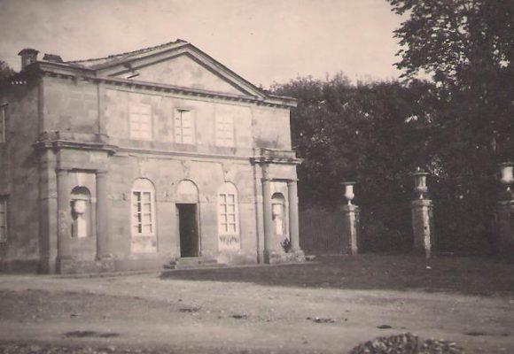 Palazzina Gemella anni'20 Villa Reale di Marlia
