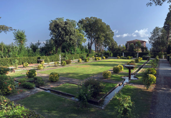 Parco Villa Reale di Marlia, Giardino Spagnolo - Foto L. Bartoli