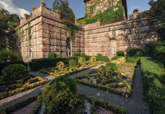 Giardino all'Italiana, Parco Villa Reale di Marlia Foto L. Bartoli