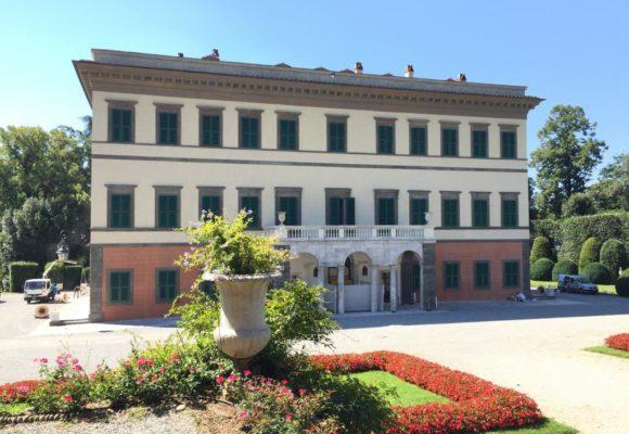 Restauro Villa Reale Borgogni 15