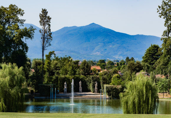 Veduta sul Lago Villa Reale - pgmedia.it