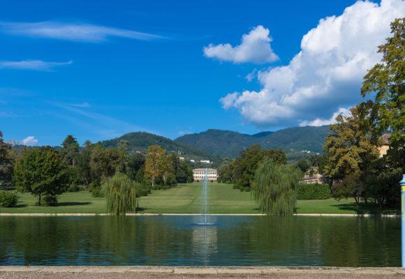 Villa Reale e il lago - pgmedia.it