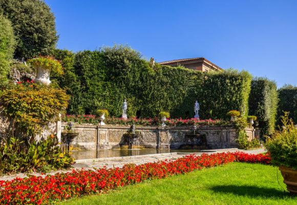 Villa Reale di Marlia, il Teatro d'Acqua - Foto di Vincenzo Tambasco