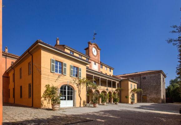 Complesso della Palazzina dell'Orologio, Villa Reale di Marlia - Foto di Vincenzo Tambasco