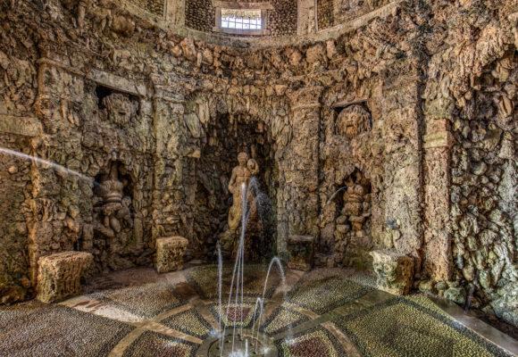 Statue e fontane della Grotta di Pan di Marlia - Foto di Vincenzo Tambasco