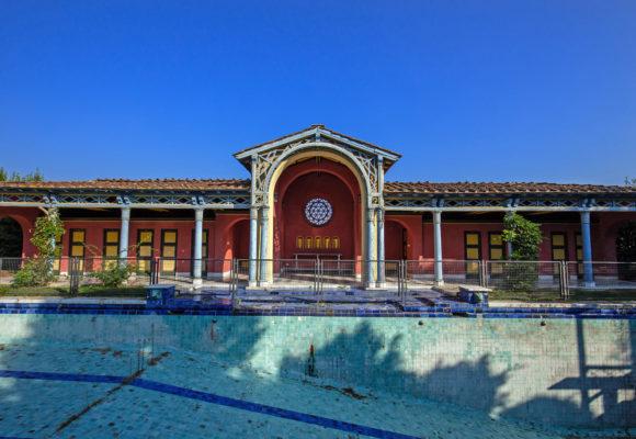 piscina, Villa Reale di Marlia - Foto di Vincenzo Tambasco