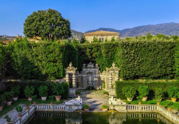 Peschiera del Giardino dei Limoni, panoramica - Foto di Vincenzo Tambasco