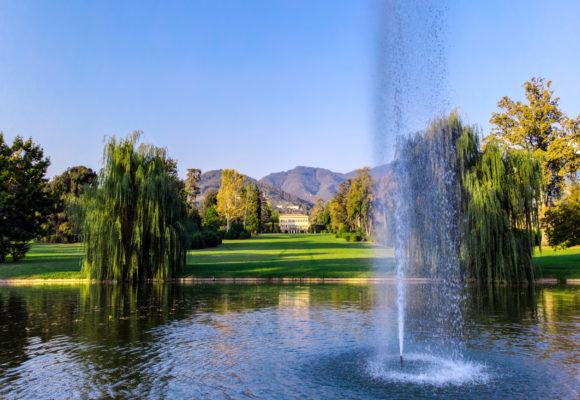 Fontana nel lago e Villa Reale di Marlia 108 Foto di Vincenzo Tambasco