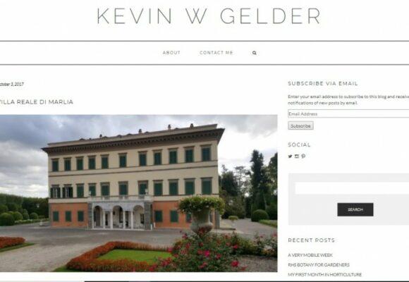 Villa Reale di Marlia - Kevin W Gelder