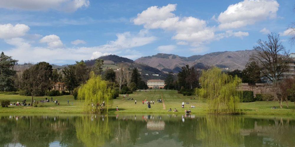 caccia al tesoro botanico di Pasquaetta a Villa Reale