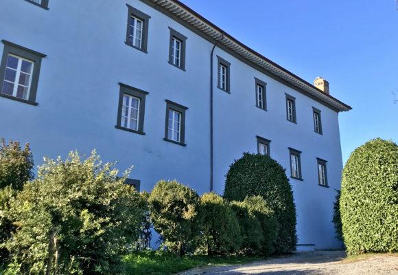 Villa del Vescovo, acquisita da Elisa Bonaparte Baciocchi
