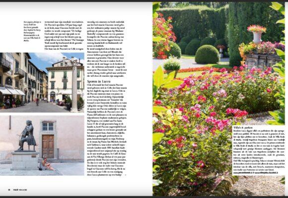 Articolo su Villa Reale di Marlia di Italie Magazine_2_2019