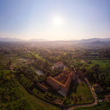 Complesso di Villa Reale_Marlia_foto Vincenzo Tambasco