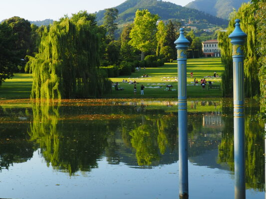 Pic nic al Tramonto_Villa Reale di Marlia
