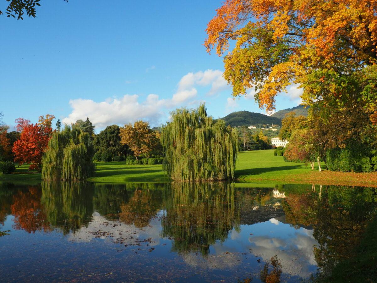 Cosa visitare a Lucca in autunno: Villa Reale di Marlia