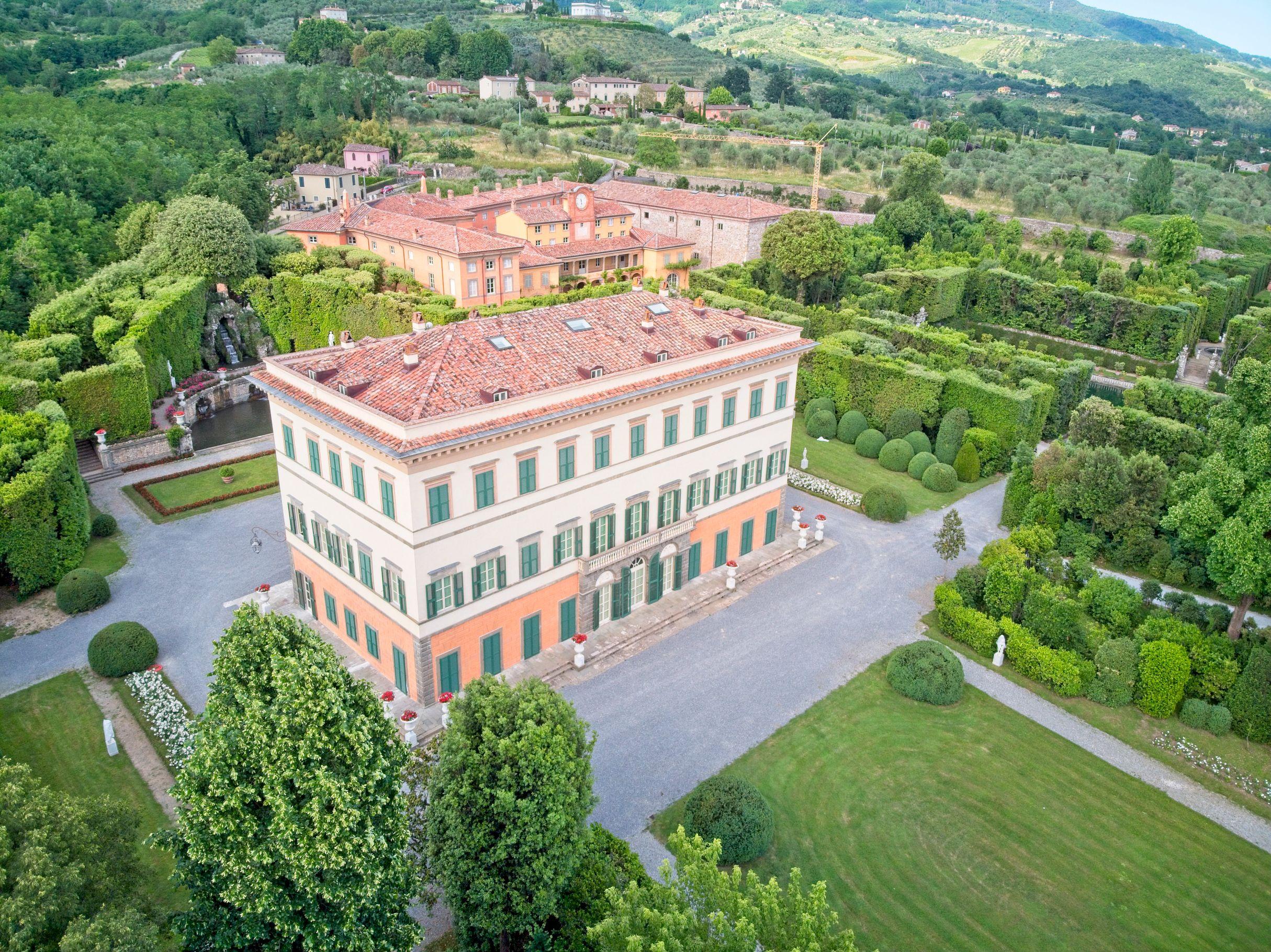 Villa Reale di Marlia: Apertura 2021