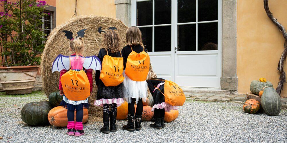 Halloween a Villa Reale